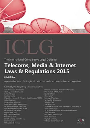 Telecoms, Media and Internet Laws and Regulations 8th Edition