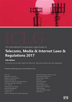 Telecoms, Media and Internet Laws and Regulations 10th Edition