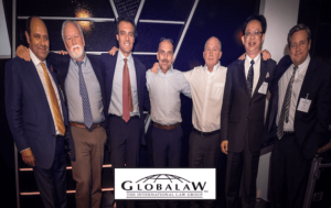 Globalaw Board Meeting in London, 2017