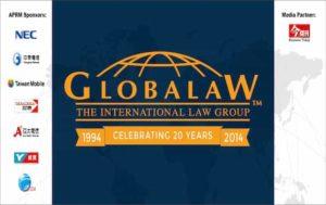 Globalaw Celebrating 20 years 1994-2014