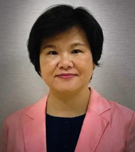 Lawyer Gloria Liao